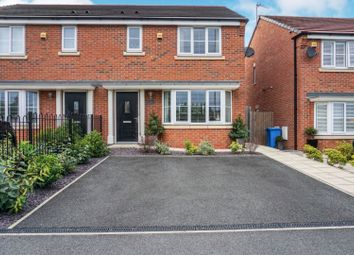 Thumbnail 3 bed semi-detached house for sale in Hackworth Close, Liverpool