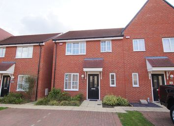 Thumbnail 3 bed semi-detached house for sale in Claremont Crescent, Rayleigh