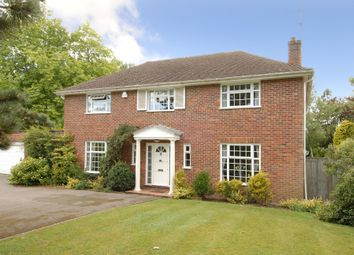 Thumbnail 4 bed detached house to rent in Hither Chantlers, Langton Green, Tunbridge Wells, Kent