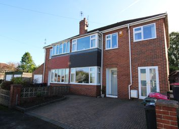 Thumbnail 3 bed semi-detached house for sale in Darwynn Avenue, Swinton, Mexborough