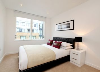 Thumbnail 2 bed flat to rent in Aegean Court, Caspian Wharf, Bow