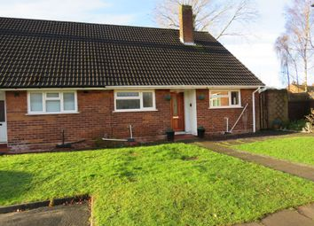 Thumbnail 2 bed semi-detached house for sale in Sutton Close, Eastham, Wirral