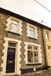 Thumbnail 3 bed terraced house to rent in Woodland Road, Pontygwaith