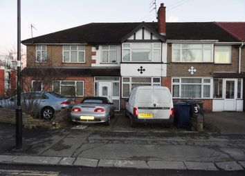Thumbnail 3 bed terraced house for sale in Summit Road, Northolt