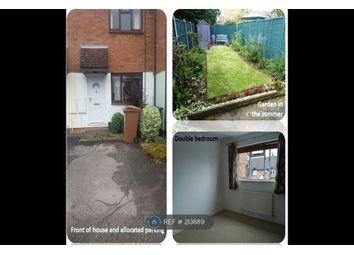 Thumbnail 1 bedroom terraced house to rent in Hedgerow Close, Stevenage