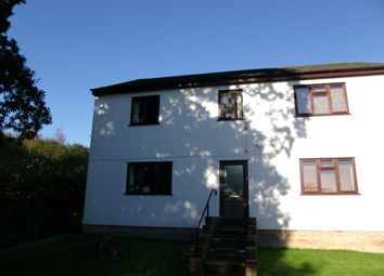 Thumbnail 2 bed flat to rent in Veale Close, Hatherleigh, Okehampton
