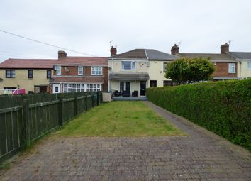 Thumbnail 3 bedroom terraced house for sale in South View, Wheatley Hill, Durham