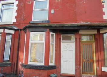 Thumbnail 2 bedroom terraced house for sale in Camborne Street, Manchester, Greater Manchester