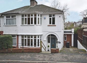 Thumbnail 3 bed semi-detached house for sale in Stunning Period House, Kensington Place, Newport