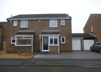 Thumbnail 3 bed semi-detached house for sale in Troon Close, Billingham