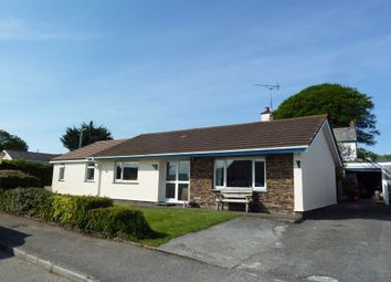 Thumbnail 4 bed detached bungalow for sale in Lords Meadow, Tregony, Truro