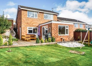 3 bed detached house for sale in Bradwell Close, Derby DE3