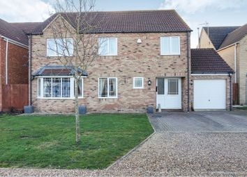 Thumbnail 4 bed detached house for sale in Shaftesbury Avenue, March