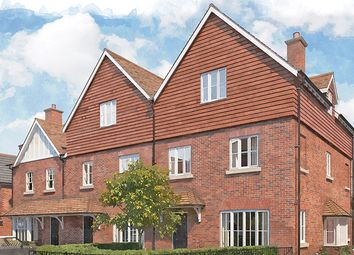 "Thumbnail 4 bed property for sale in ""The Shaw"" at Portland Gardens, Marlow"