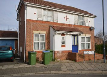 Thumbnail 3 bedroom detached house for sale in Waldstock Road, London