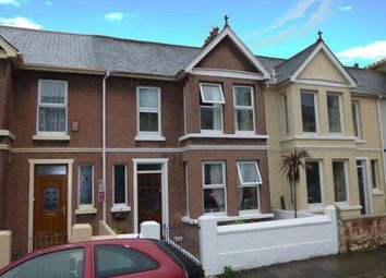 Thumbnail 4 bedroom terraced house for sale in St. Judes, Plymouth, Devon