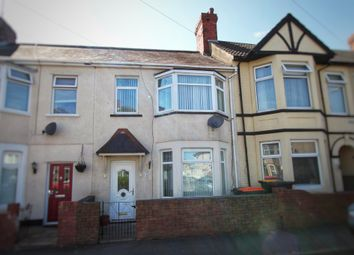 Thumbnail 3 bed terraced house for sale in Windsor Road, Newport