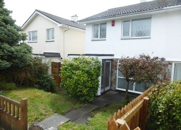 Thumbnail 3 bed semi-detached house for sale in Killyvarder Way, Boscoppa, St. Austell