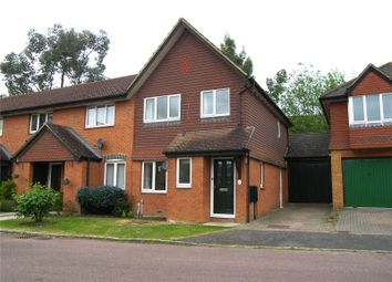 Thumbnail 3 bed end terrace house to rent in Poundfield Way, Twyford, Reading, Berkshire