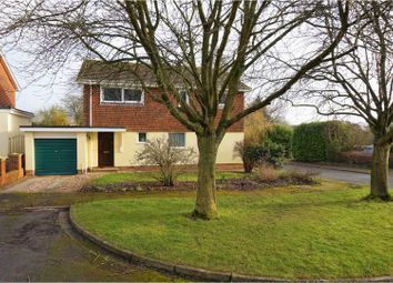 Thumbnail 5 bed detached house for sale in Ashley Piece, Ramsbury