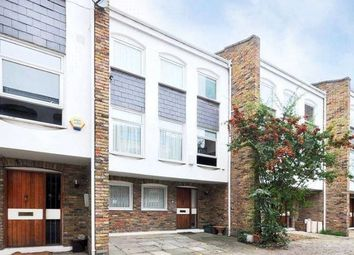 Thumbnail 3 bed town house to rent in Old Brewery Mews, London