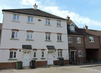 Thumbnail 4 bed terraced house to rent in Elvetham Rise, Chineham, Basingstoke