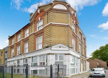 Thumbnail 2 bed flat for sale in Orange Place, London