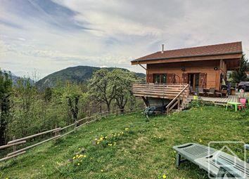 Thumbnail 4 bed chalet for sale in Rhône-Alpes, Haute-Savoie, Les Carroz D'arâches