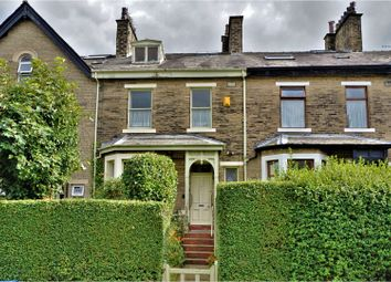 Thumbnail 7 bed terraced house for sale in Cleveland Road, Bradford