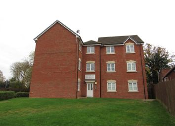 Thumbnail 1 bed flat for sale in Elizabeth Court, Stoney Stanton, Leicester