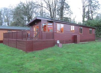 Thumbnail 3 bed mobile/park home for sale in Halwill, Beaworthy