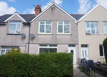 3 bed terraced house for sale in Markham Crescent, Oakdale, Blackwood NP12