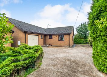 Thumbnail 3 bed detached bungalow for sale in East Street, Manea, March