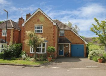 Thumbnail 4 bed detached house for sale in Henley Close, Maidenbower, Crawley