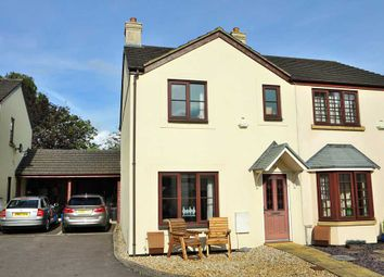 Thumbnail 3 bed semi-detached house for sale in Smithys Way, Sampford Peverell