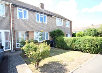 Thumbnail 3 bed terraced house for sale in Cedar Close, Worthing, West Sussex
