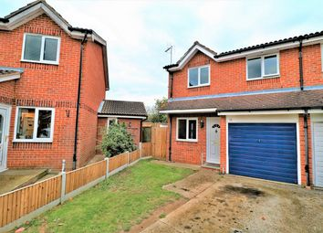 Thumbnail 3 bed semi-detached house for sale in Campernell Close, Brightlingsea, Colchester, Essex