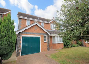 Thumbnail 4 bed detached house to rent in Field Gardens, Steventon, Abingdon