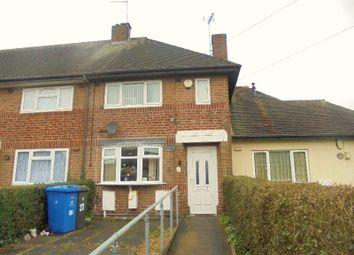 Thumbnail 2 bedroom terraced house for sale in Norwich Street, Derby