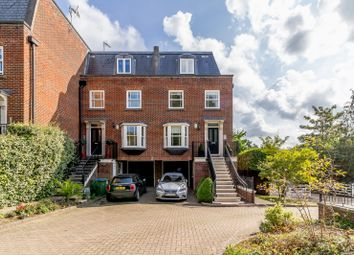 Thumbnail 4 bed town house for sale in Northfield Place, St. Georges Hill, Weybridge