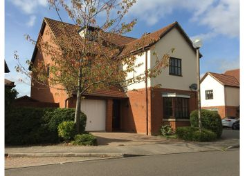Thumbnail 5 bedroom detached house for sale in Clare Croft, Milton Keynes
