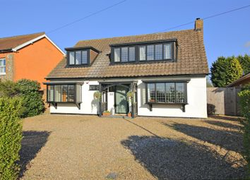 Thumbnail 4 bed detached house for sale in Kemprow, Aldenham, Watford