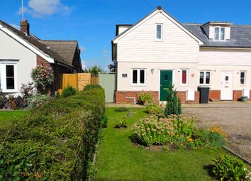 Thumbnail 1 bed end terrace house for sale in Braintree Road, Felsted, Essex