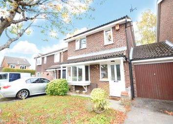 Thumbnail 3 bed link-detached house to rent in Glamis Close, Frimley, Camberley, Surrey