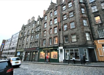 Thumbnail 1 bed flat to rent in St Mary's Street, Canongate, Edinburgh