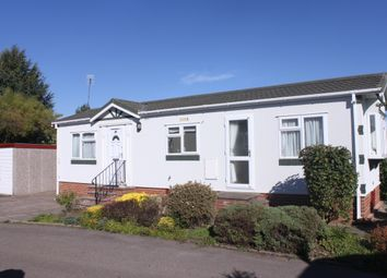 Thumbnail 1 bed mobile/park home for sale in Chapel Lane, Wythall, Birmingham