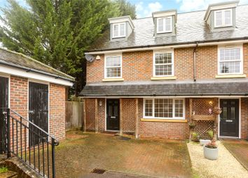Thumbnail 3 bedroom semi-detached house for sale in The Coach House, 88 Christchurch Road, Winchester, Hampshire