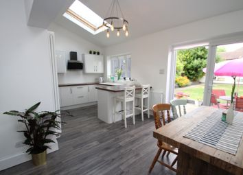 Thumbnail 3 bed semi-detached house for sale in The Ridgeway, Romford