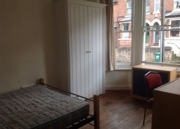 Thumbnail Room to rent in Balfour Road, Nottingham