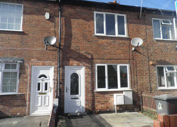 Thumbnail 2 bed terraced house to rent in Lord Street, Allenton, Derby
